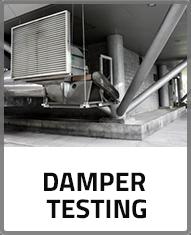 Damper Testing